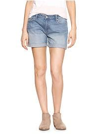 1969 Sexy boyfriend denim shorts