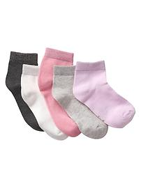 Ankle socks (5-pack)