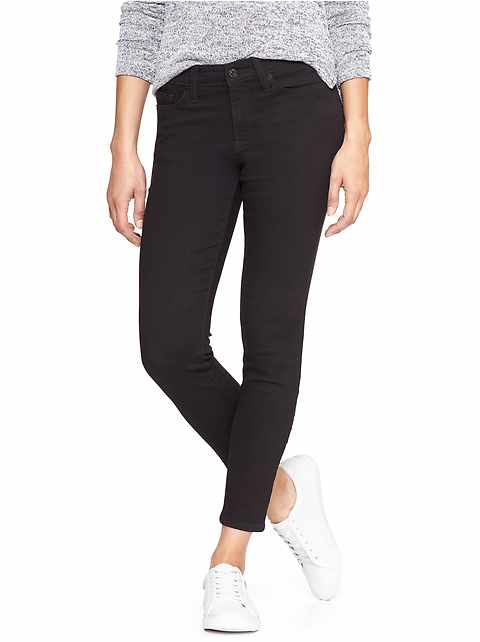 Mid Rise Jeggings Skimmer