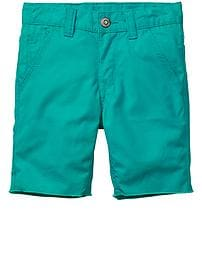 Cotton-canvas carpenter shorts