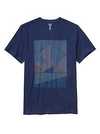 Lived-in graphic tee