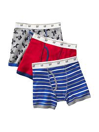 Bike boxer briefs (3-pack)