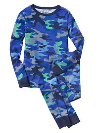 Camo sleep set
