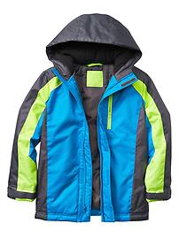 GapFit colorblock active jacket