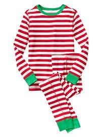 Stripe sleep set