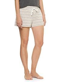 Pure Body modal shorts