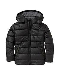 Warmest puffer jacket
