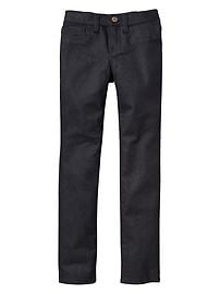 1969 glitter skinny fit jeans