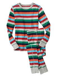 Multi-stripe sleep set