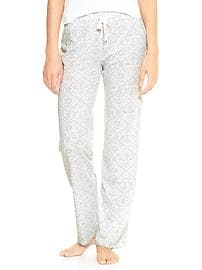 Print sleep pants