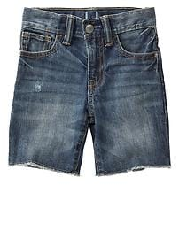 1969 denim shorts