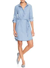 Tencel&#174 popover dress
