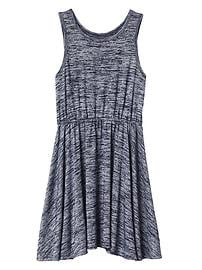 Softspun knit tank dress