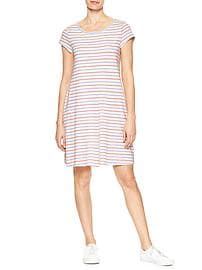 Short-sleeve tee dress