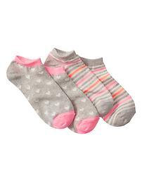 Heart socks (2-pack)