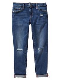1969 destructed girlfriend jeans