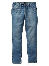 Skinny boyfriend fit jeans