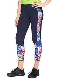 GapFit gFast high-waist ankle-length leggings