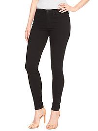 Mid rise sculpted jegging