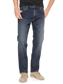 Straight fit jeans (stretch)