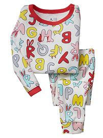 Alphabet sleep set