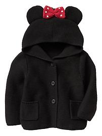 babyGap &#124 Disney Minnie Mouse sweater hoodie