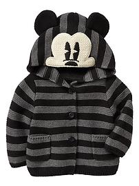 babyGap &#124 Disney Mickey Mouse sweater hoodie