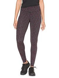 GapFit gFast stripe leggings