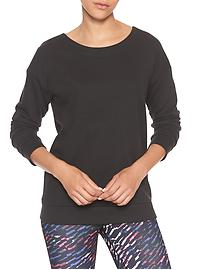 GapFit lattice-back pullover