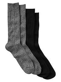 Trouser socks (2-pack)
