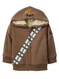 Gap &#124 Star Wars&#8482 Chewbacca zip hoodie