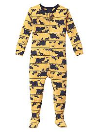 babyGap &#124 Disney Baby The Lion Guard footed sleep one-piece