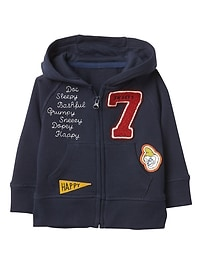 babyGap &#124 Disney Baby Snow White and the Seven Dwarfs zip hoodie