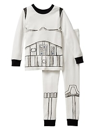 babyGap &#124 Star Wars&#8482 Stormtrooper sleep set