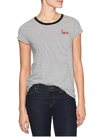 Stripe love tee