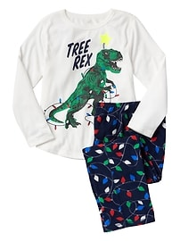 Tree Rex sleep set