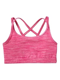 GapFit multi-strap sports bra