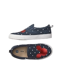 Gap &#124 Disney Mickey Mouse slip-on sneakers