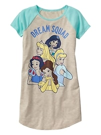 GapKids &#124 Disney Princess sleep tee dress