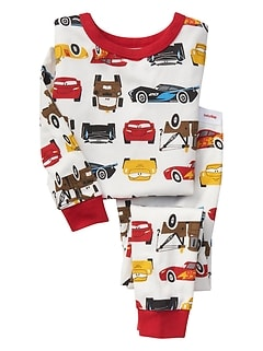 babyGap &#124 Disney Baby Cars sleep set