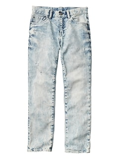 Slim Fit Jeans in High Stretch