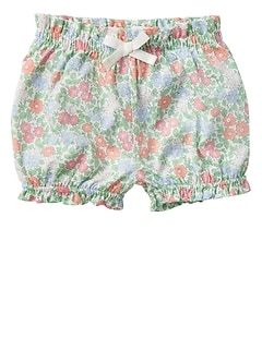 Ruffle Bow Shorts