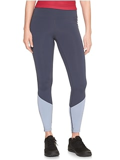 GapFit gFast colorblock leggings