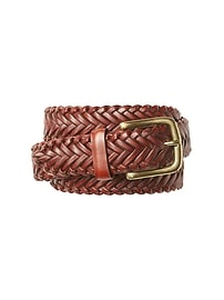 Braid belt