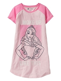 GapKids &#124 Disney Sleeping Beauty sleep tee dress