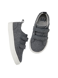 Chambray Trainers