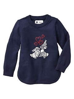 babyGap &#124 Disney Baby Thumper sweater