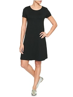 Softspun Short-Sleeve Dress