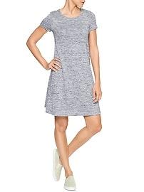 Softspun Short-Sleeve Dress