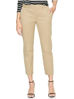 Slim City Crop Pant